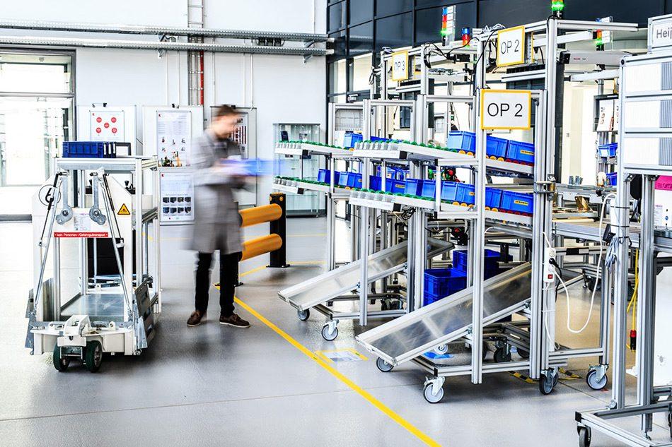 Technlogiezentrum Dingolfing GmbH – Leistungen